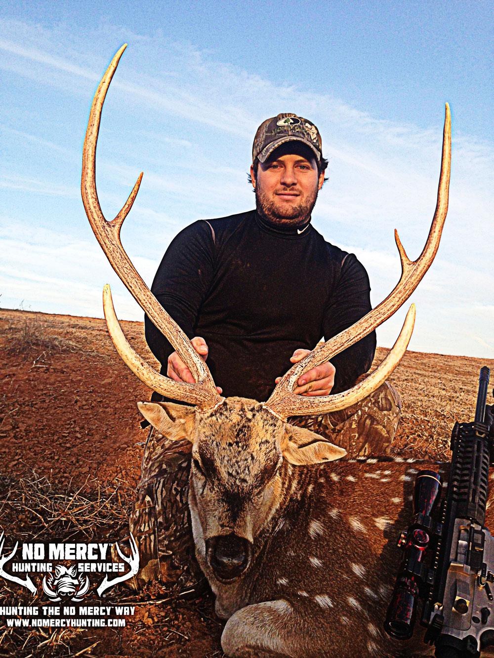 Exotic Deer Hunts