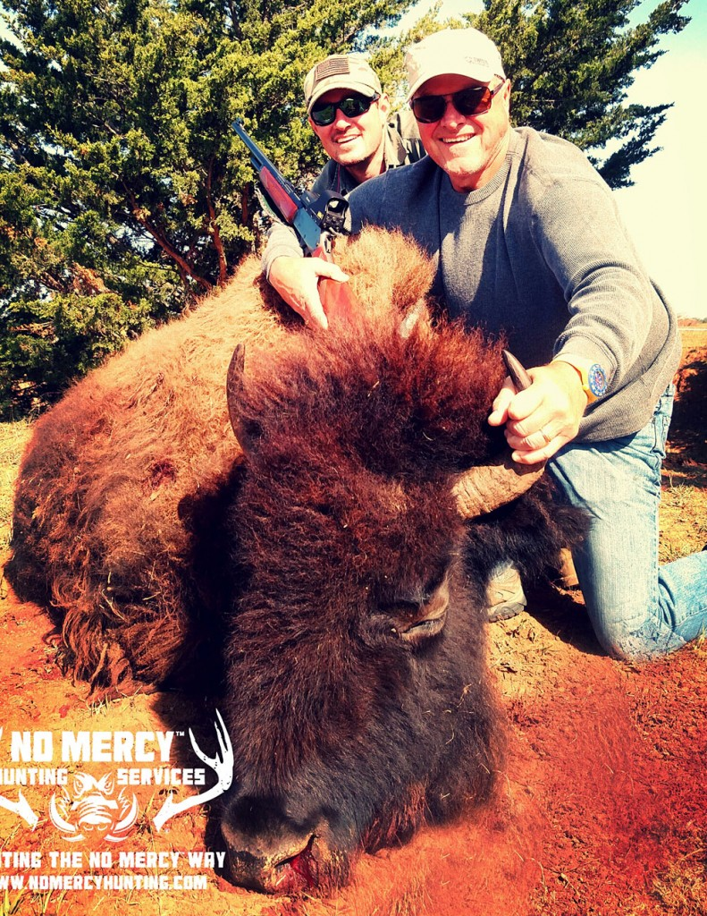 Buffalo Bull Bison Hunts