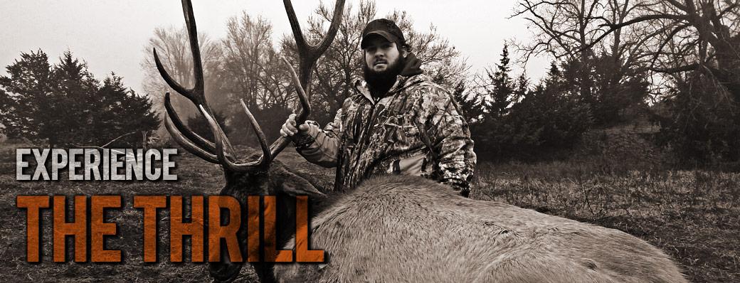 Oklahoma Elk Hunts