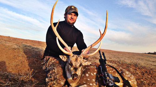 Oklahoma Exotic Hunts
