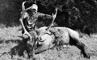 No Mercy Hunting Services, Oklahoma Hog Hunts, Exotics, Elk